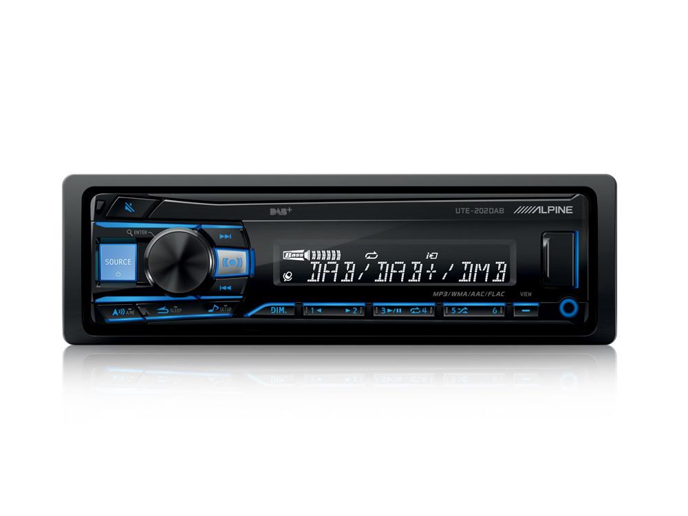 DIGITAL MEDIA/DAB RECEIVER   Car Stereo   Digital Radio with