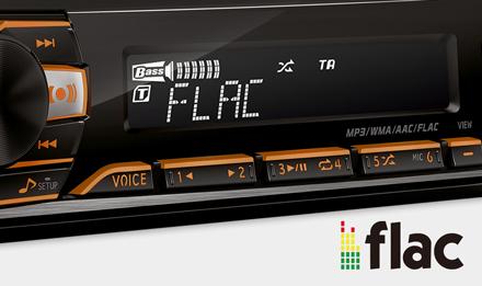 DIGITAL MEDIA/DAB RECEIVER WITH ADVANCED BLUETOOTH   Car