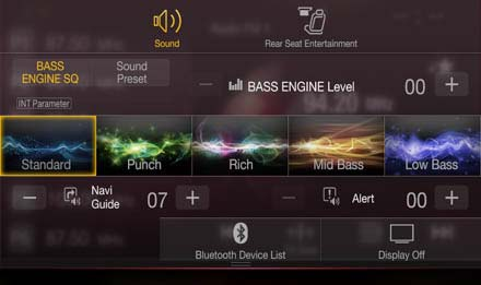High Quality Sound, Tuned for Your Car and Your Ear