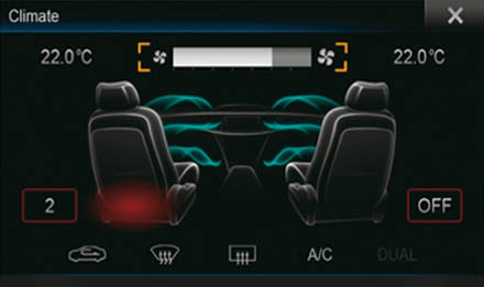 Connection for Alpine Climate Control