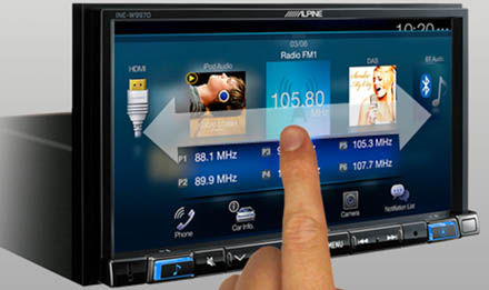 All New User Interface