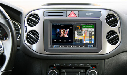 Alpine INE-W997DC Installation Kits