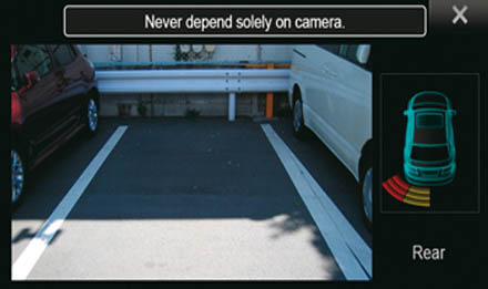 Connection for Parking Sensor Interfaces