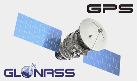 GPS and Glonass Compatible - X702D-A4