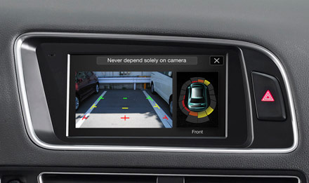 Nieuw 7-inch Touch Screen Navigation for Audi Q5 with TomTom maps GT-64