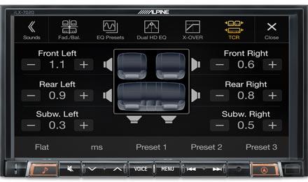 BMW 3 E46 - Digital Time Correction  - iLX-702E46