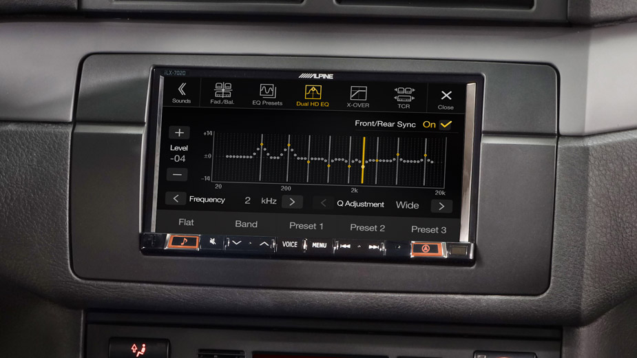 BMW 3 E46 - Professional Equalisation - iLX-702E46