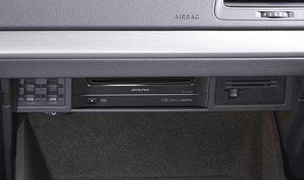 Golf 7 - DVD Player DVE-5300G