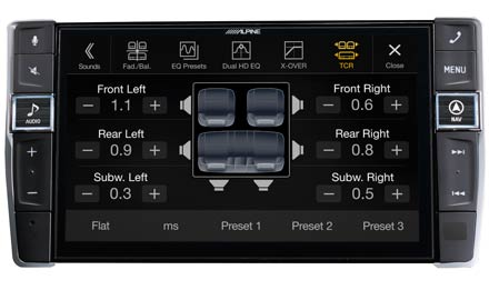 Golf 7 - Digital Time Correction  - X903D-G7