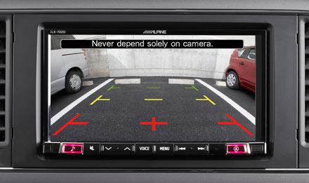 SEAT Leon - Rear View Camera - KIT-7LEON