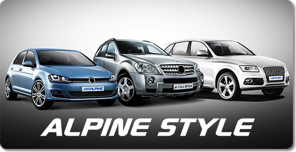 Alpine Style | Auto specifieke oplossingen